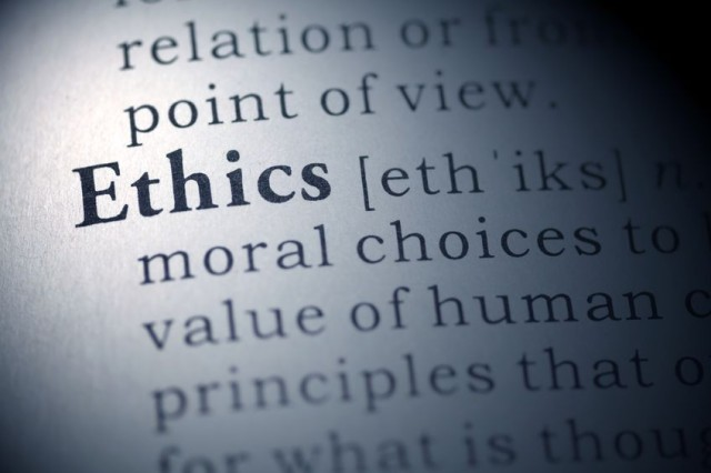 It's complicated: When ethics ends and legality begins