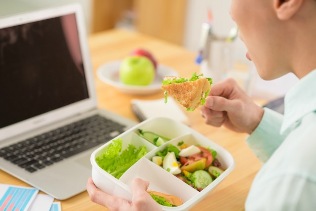 poor diet can directly impact your productivity