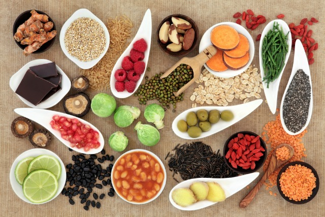 treat anxiety with nutrition by nourishing the body with what it needs