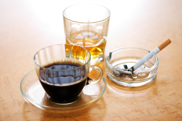 danger of mixing alcohol and caffeine