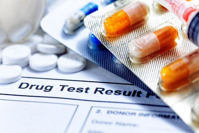 Number of workers failing drug tests on the rise
