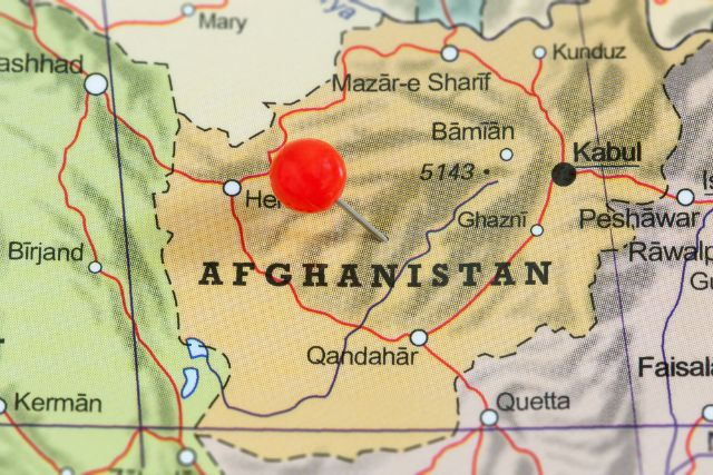 Holding the line on heroin: Afghanistan and its monopoly on the heroin industry