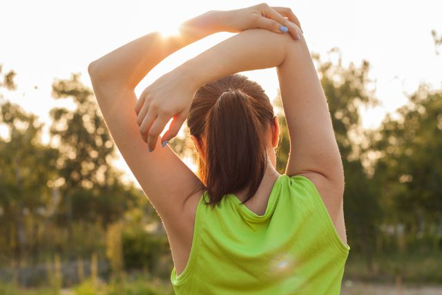 Risk of cancer reduced by exercise in youth, study says