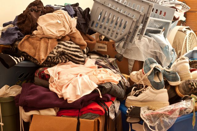 """When cleaning the """"Mess"""" is no longer an ordinary struggle"""