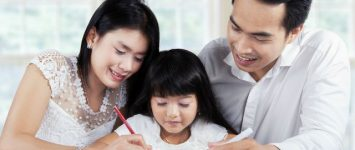 Equitable child care responsibilities can benefit relationships, study finds