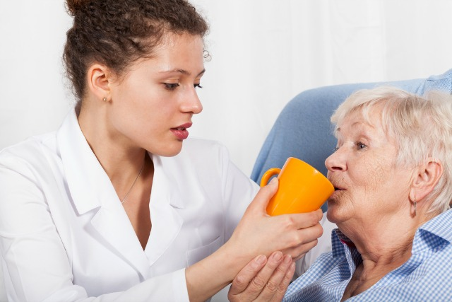 """When """"caregiving"""" means much more"""