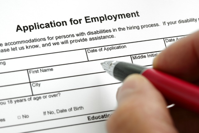 Finding and living the dream - Handling the stress of a job search