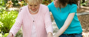Effects of caregiving on a young person's health