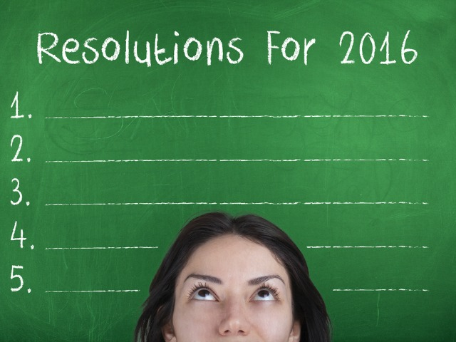 Creating reachable New Year goals