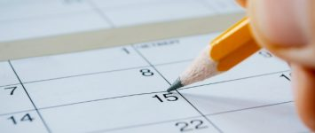 Creating a flexible schedule to help with addiction recovery