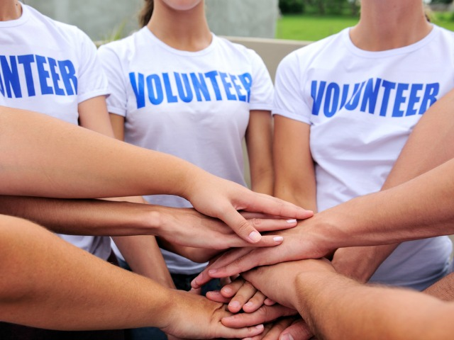 Staying involved with volunteer opportunities after the holidays