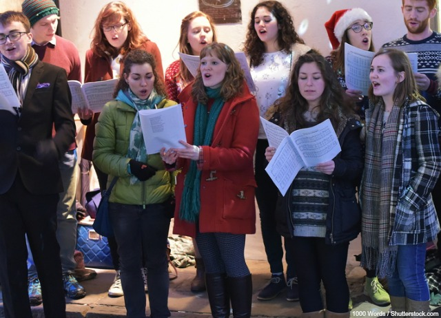Good news for choir singers: How singing helps the body and brain