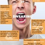 Swearing can be beneficial to mental health