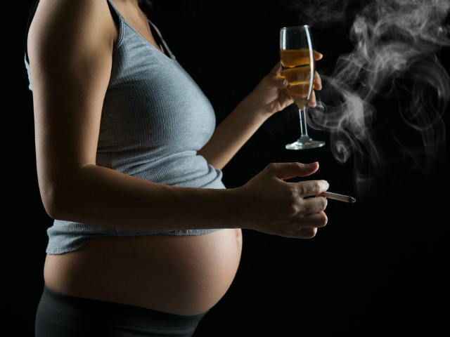 pregnancy and substance