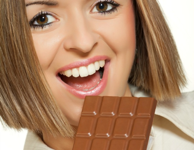 chocolate consumption linked to improved cognition