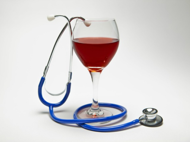 benefits of moderate drinking