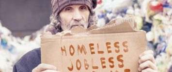 Homelessness rapidly ages the homeless