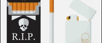 Ugly packaging used to dissuade cigarette purchases and use