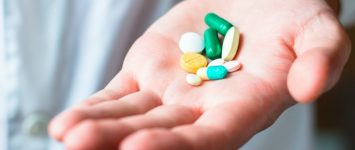 Antidepressants used as off-label therapy