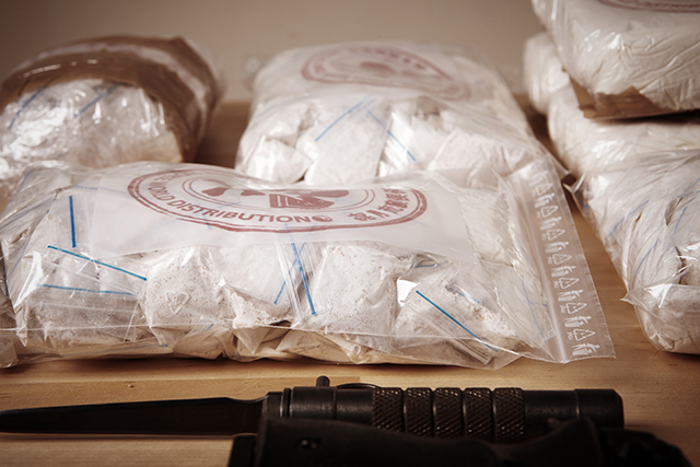 90% of cocaine in US comes through Mexico, says State Department report