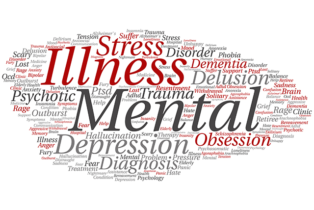 10 million American adults plagued by mental illness