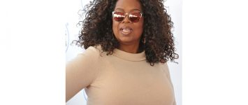 Oprah Winfrey talks about her tryst with depression