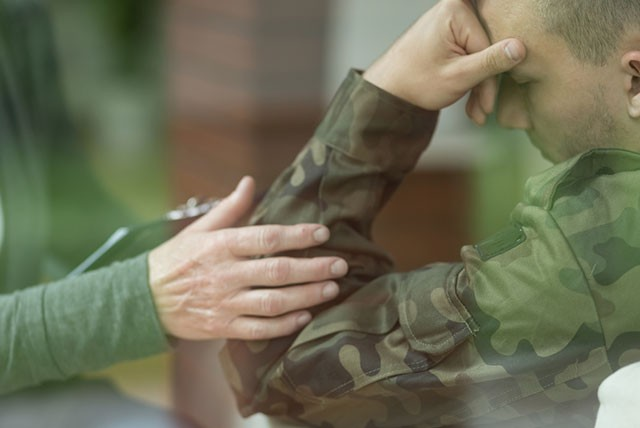 Veterans Day: Veterans more comfortable opening up to virtual therapists