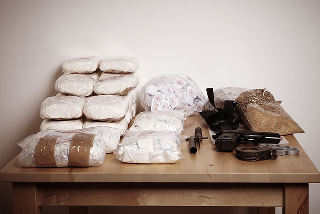 Highlights 2017: Top anti-drug operations of 2017 involving US