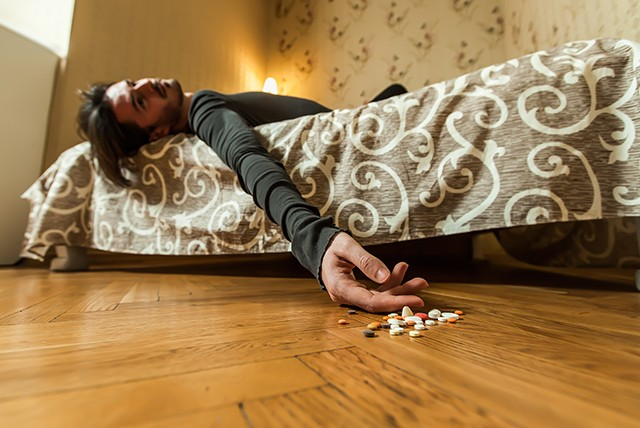 New Mexico falls off list of top 10 states with highest fatal overdoses