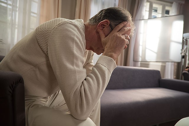 Anxiety could be an initial stage of Alzheimer's, says study