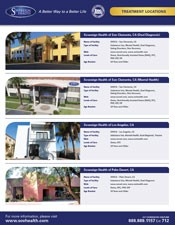 Treatment Locations Flyer