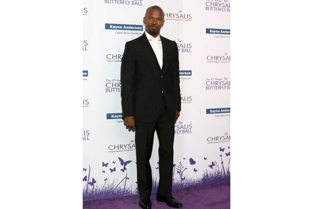 Jamie Foxx opens up about depression, drug and alcohol use