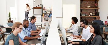 Open office spaces may lead to surveillance anxiety, finds study